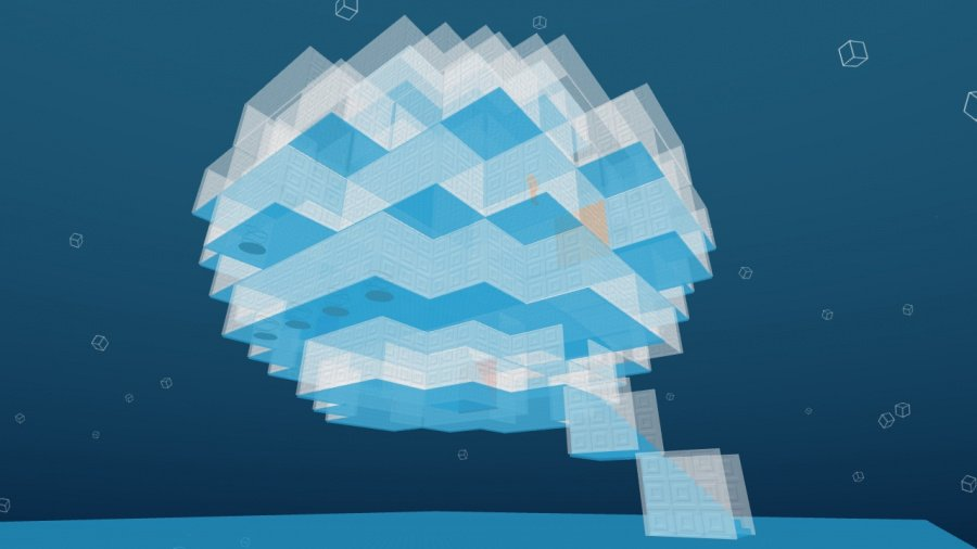 Mega Maze Review - Screenshot 1 of 2