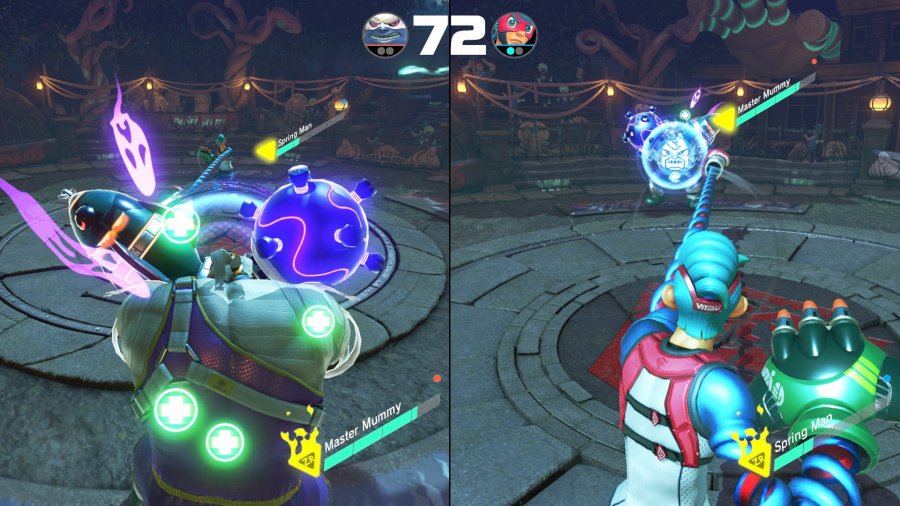 ARMS Review - Screenshot 3 of 8