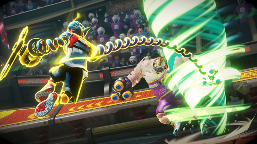 ARMS Review - Screenshot 7 of 8