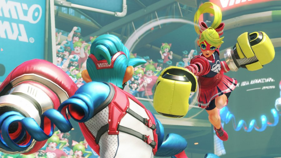 ARMS Review - Screenshot 4 of 8