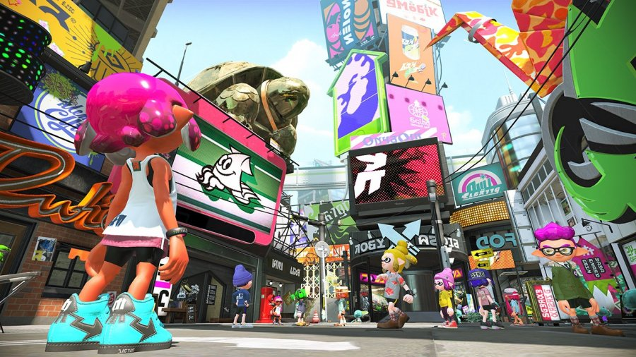 Review: Splatoon 2 (Switch Retail) 900x