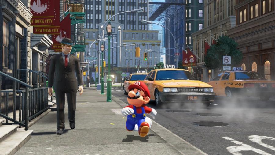 Super Mario Odyssey Review - Screenshot 1 of 10