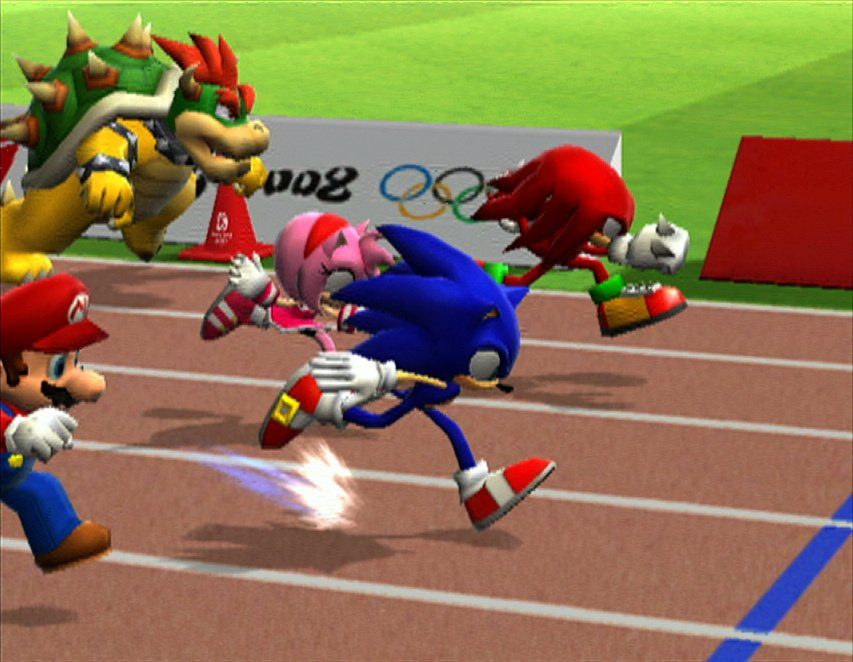 Mario Amp Sonic At The Olympic Games Wii News Reviews