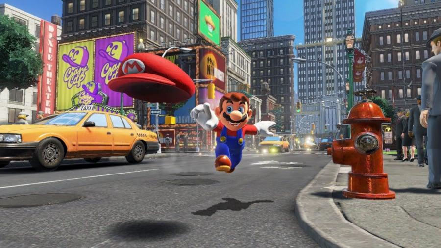 Super Mario Odyssey Review - Screenshot 1 of 8