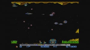 Gradius Review - Screenshot 1 of 4