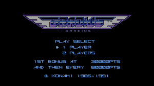 Gradius Review - Screenshot 3 of 4