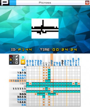 Picross e7 Review - Screenshot 1 of 3