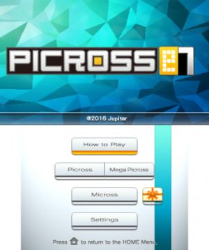 Picross e7 Review - Screenshot 3 of 3