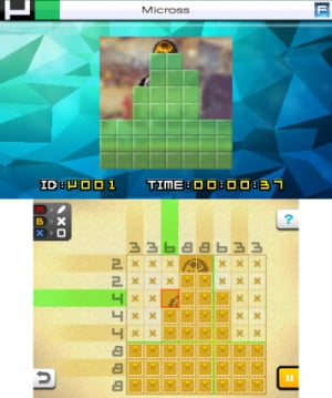 Picross e7 Review - Screenshot 2 of 3