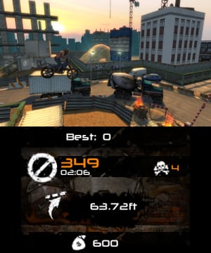 Urban Trial Freestyle 2 Review - Screenshot 3 of 4