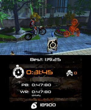 UTF2 3 DS Screenshot (3)