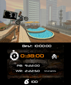 Urban Trial Freestyle 2 Review - Screenshot 1 of 4