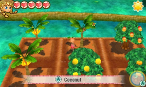 STORY of SEASONS Trio of Towns - Fruit Trees