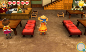 Story of Seasons: Trio of Towns Review - Screenshot 2 of 7