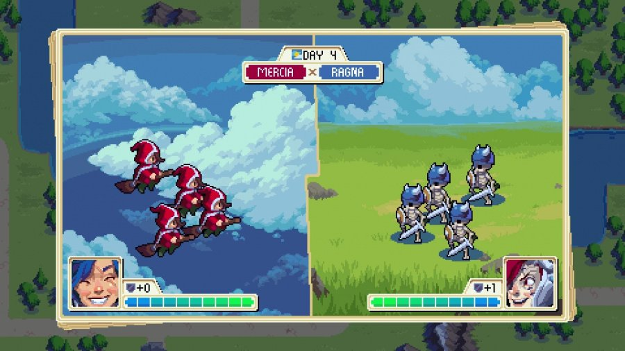 Wargroove Review - Screenshot 4 of 6