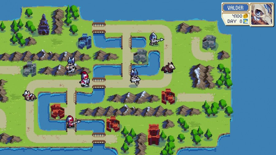 Wargroove Review - Screenshot 5 of 6