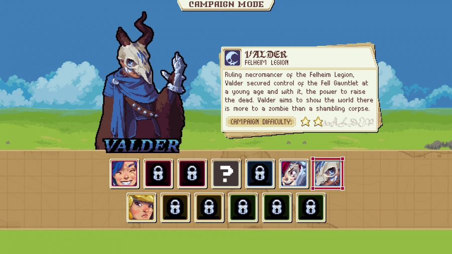 Wargroove Review - Screenshot 3 of 6