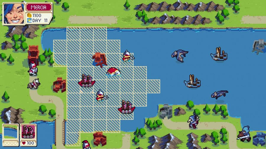 Wargroove Review - Screenshot 2 of 6