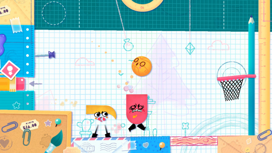 Snipperclips - Cut it out, together! Review - Screenshot 4 of 5