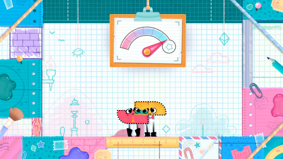 Snipperclips - Cut it out, together! Review - Screenshot 1 of 5