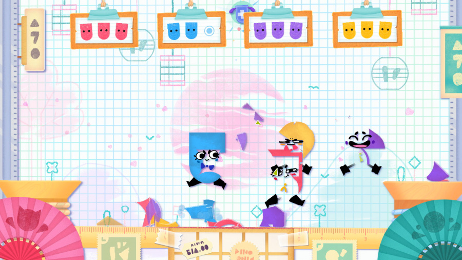 Snipperclips - Cut it out, together! Review - Screenshot 2 of 5