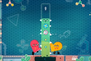 Snipperclips - Cut it out, together! Screenshot