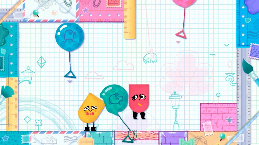 Snipperclips - Cut it out, together! Review - Screenshot 3 of 5