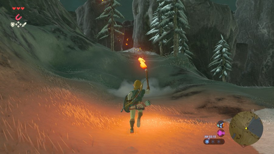 The Legend of Zelda: Breath of the Wild Review - Screenshot 1 of 9