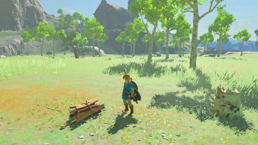 The Legend of Zelda: Breath of the Wild Review - Screenshot 5 of 11