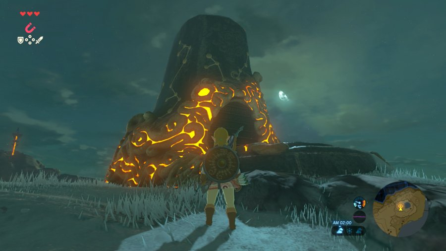 The Legend of Zelda: Breath of the Wild Review - Screenshot 9 of 11