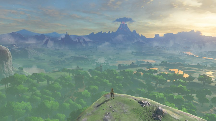 The Legend of Zelda: Breath of the Wild Review - Screenshot 3 of 11