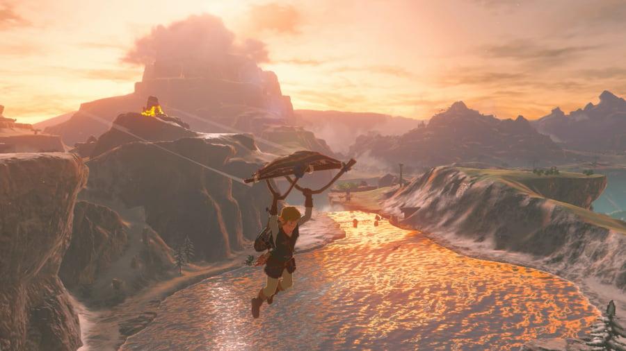 The Legend of Zelda: Breath of the Wild Review - Screenshot 1 of 11