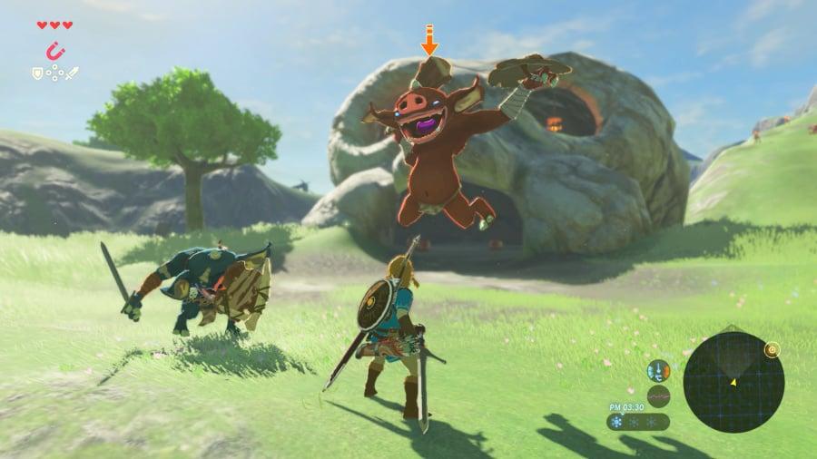 The Legend of Zelda - Breath of the Wild Screenshot 7