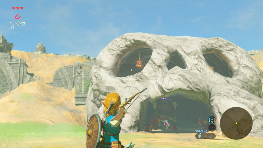 The Legend of Zelda: Breath of the Wild Review - Screenshot 2 of 11