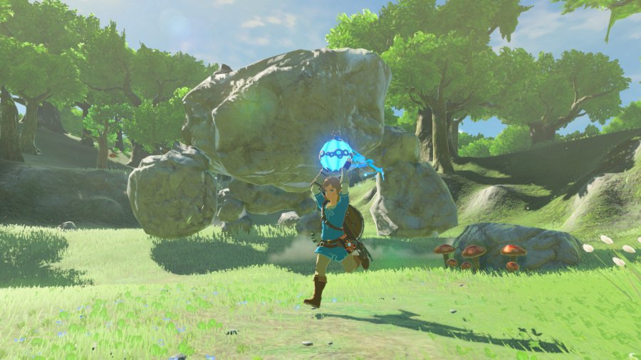 The Legend of Zelda: Breath of the Wild Review - Screenshot 2 of 11