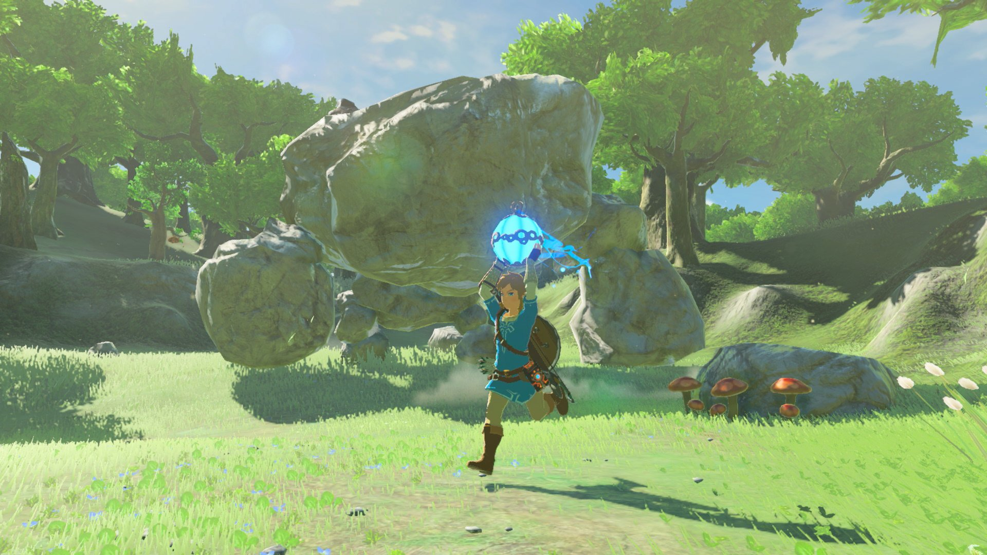 Experience Breath of the Wild on Nintendo Switch for super ...