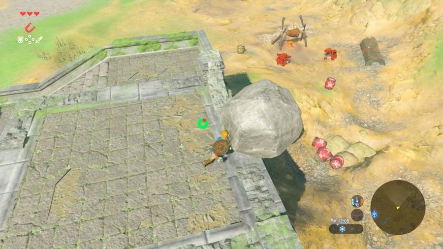 The Legend of Zelda: Breath of the Wild Review - Screenshot 8 of 11