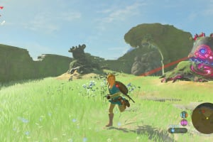 The Legend of Zelda: Breath of the Wild Screenshot