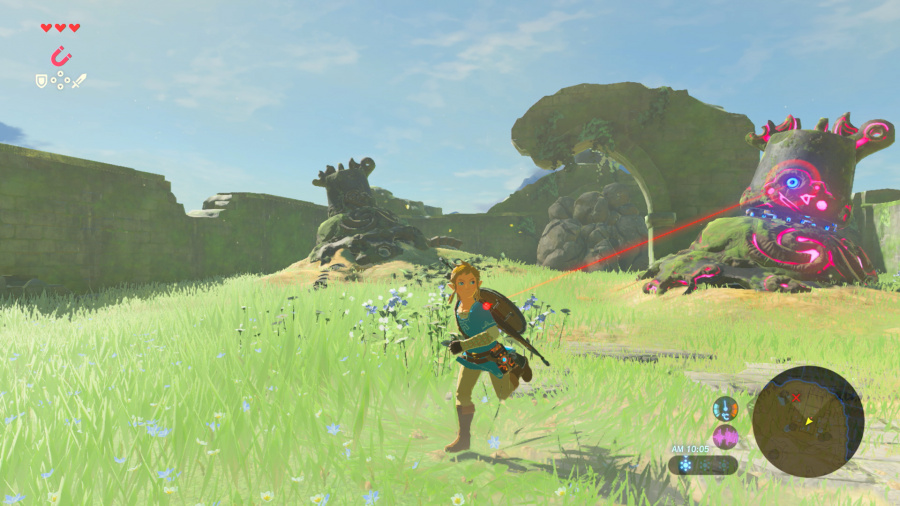 The Legend of Zelda: Breath of the Wild Review - Screenshot 10 of 11