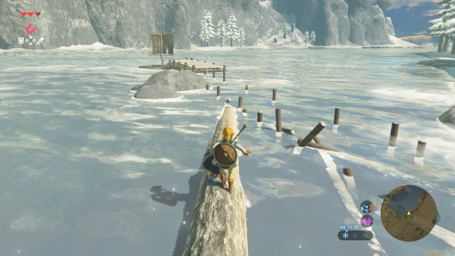 The Legend of Zelda: Breath of the Wild Review - Screenshot 4 of 11