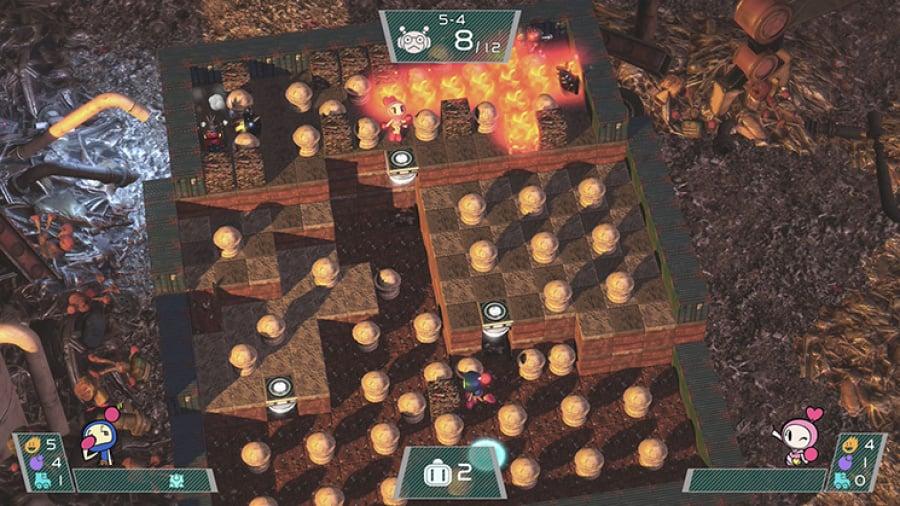 Super Bomberman R Review - Screenshot 1 of 3