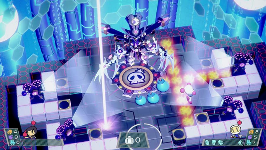 Super Bomberman R Review - Screenshot 2 of 4