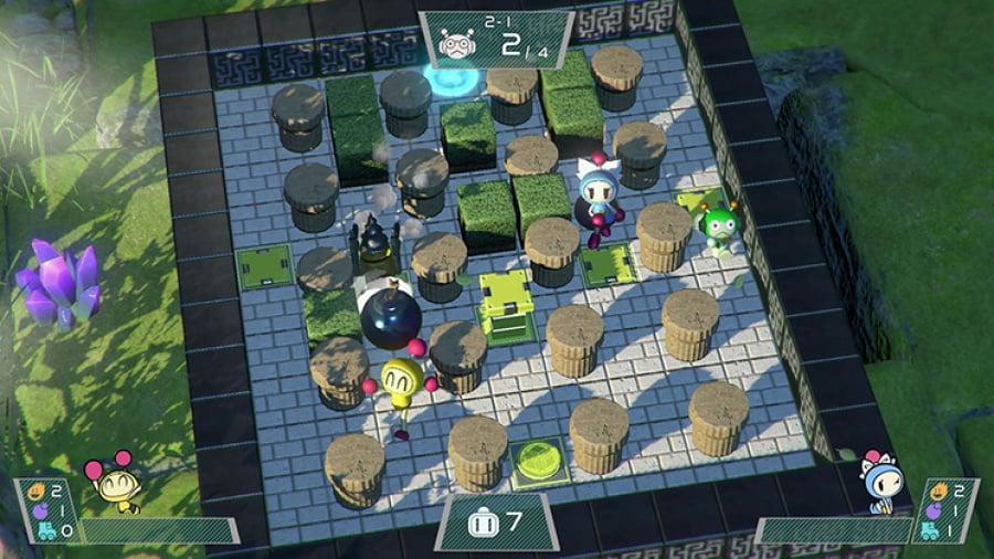 Super Bomberman R Review - Screenshot 4 of 4