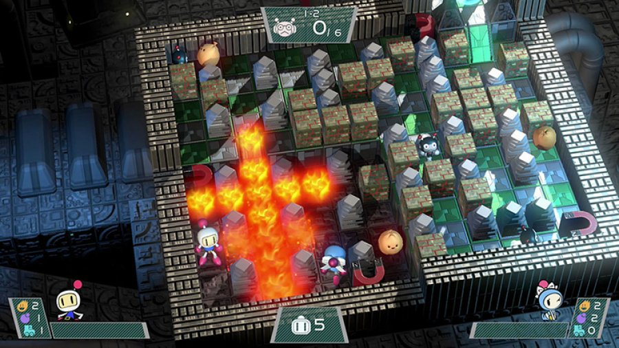 Super Bomberman R Review (Switch) | Nintendo Life