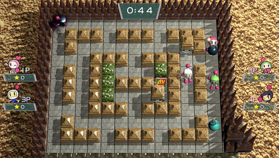 Super Bomberman R Review - Screenshot 2 of 3
