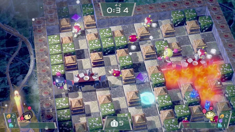 Super Bomberman R Review - Screenshot 3 of 4