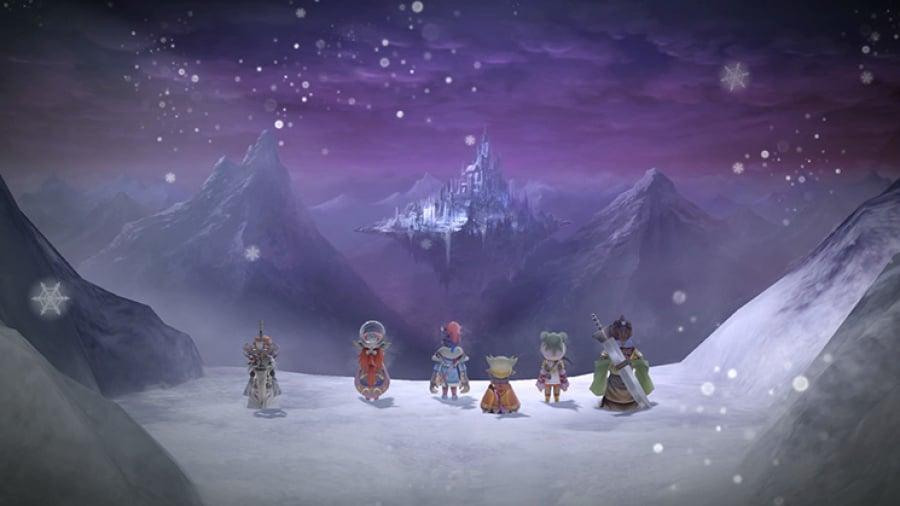 I Am Setsuna Review - Screenshot 1 of 4