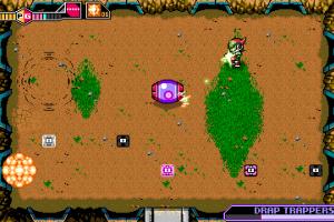 Blaster Master Zero Screenshot