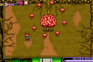 Blaster Master Zero Screenshot