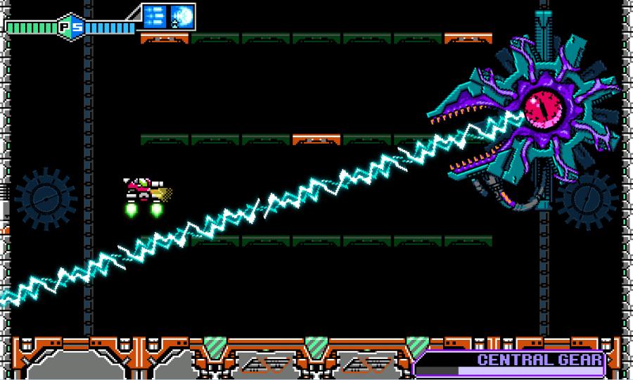 Blaster Master Zero Review - Screenshot 2 of 3